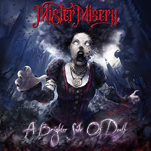Mister Misery: A Brighter Side of Death (Audio CD)