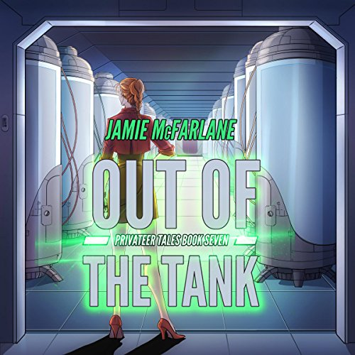 Out of the Tank audiobook cover art