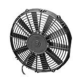 Spal 30100384 12' Straight Blade Low Profile Fan
