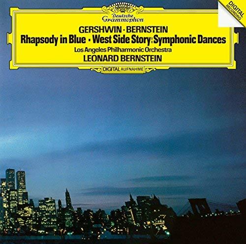ガーシュウィン:ラプソディー・イン・ブルー/バーンスタイン:「ウェスト・サイド・ストーリー」: シンフォニック・ダンス、他