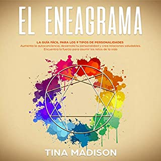 El Eneagrama: La guía Fácil Para los 9 Tipos de Personalidades. cover art