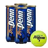 Penn Pro Marathon Extra-Duty Tennis Balls, 3 Ball Can (4-Pack)