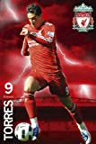 Liverpool FC – Torres 10/11 Poster – 91,5 x 61 cm