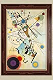 Komposition VIII - Wassily Kandinsky, 1923: Kunst Notizbuch Gemälde, Tagebuch, Journal, liniert