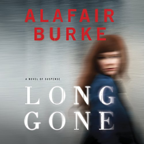 Long Gone audiobook cover art