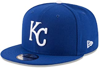 New Era Kansas City Royals MLB Basic Snapback Team Color 950 Adjustable Cap