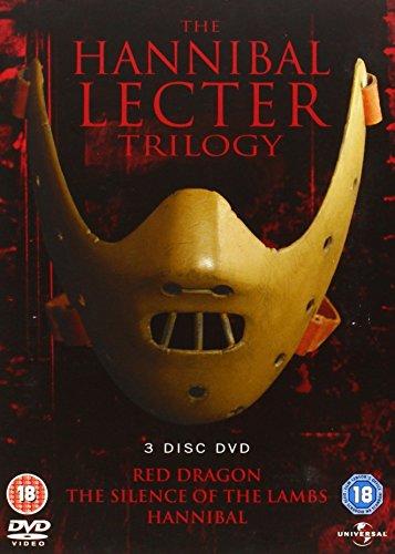 Hannibal Lecter Trilogy [Edizione: Regno Unito] [Reino Unido] [DVD]