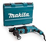 Makita HR2630 - Martillo rotativo combinado (26Mm, 230-240 V, 800 W,...