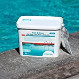 Bayrol Soft & Easy Granulés d'oxygène Actif Blanc 4,48 kg