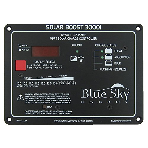 Blue Sky 30A MPPT Solar Charge Controller