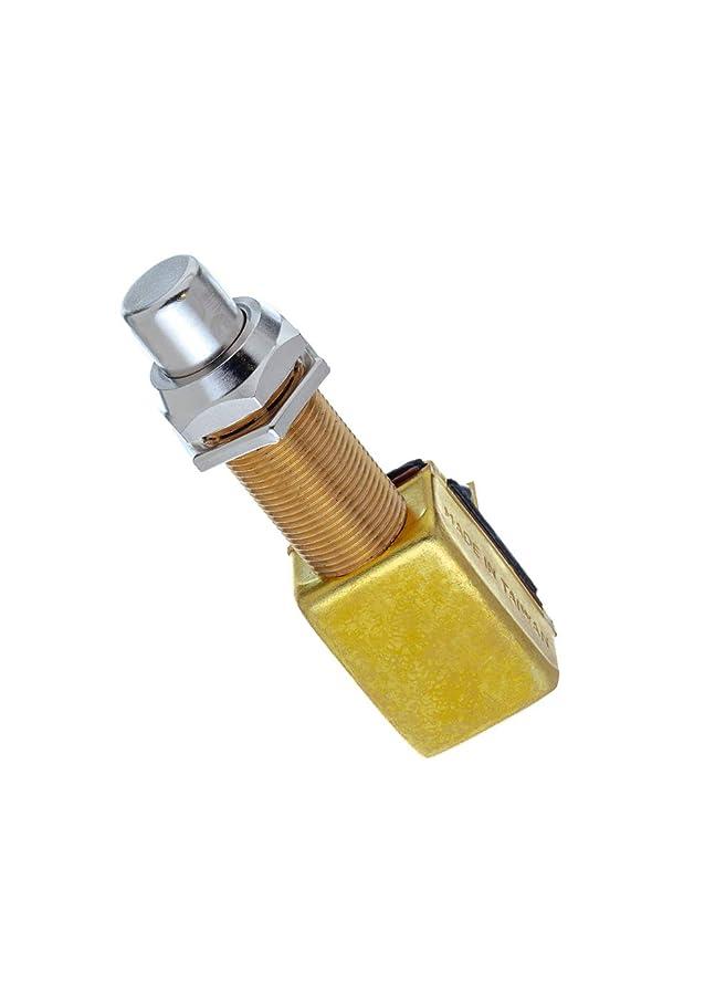 2-Position Push Button Starter/Horn Switch