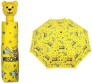 Super mini piccolo Ombrello Moschino toy orso da borsetta verde 8194 Umbrella