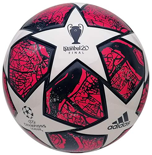 adidas Unisex Jugend Fußball-GC8635 Fußball, White/Panton/GLOBLU/D, One Size