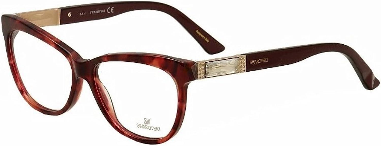 SWAROVSKI for woman sk5091  056, Designer Eyeglasses Caliber 56