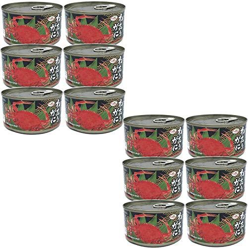 わたりがにフレーク缶 ワタリガニ缶詰 かに缶 蟹缶 カニ缶 カニフレーク 業務用 170gx12缶