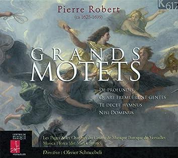 Robert: Grand Motets