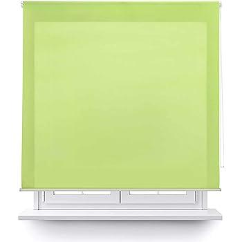 Gardinia Easyfix - Estor, color verde: Amazon.es: Hogar