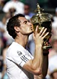 Andy Murray Olympic Hero Men's Tennis Limited Print Photo