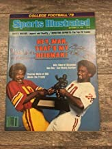 Charles White & Billy Sims Autographed Signed Newsstand Sports Illustrated JSA