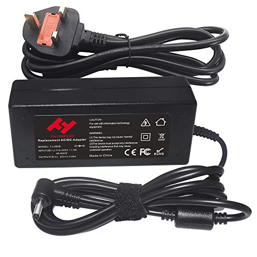 TAYINPLUS 20V 3.25A 65W Laptop charger for Lenovo Ideapad 320 330 320s 330s 310 110 110s 510 520 C340 S340 YOGA 310 510 520 710 Notebook AC Power Adapter(4.0x1.7mm)