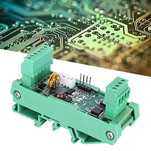Weikeya Controlador lógico programable Industrial, retransmisión del Controlador de lógica Opcional 2AD 0-10V 2 / 3K Transistor Plastic Hecho para el Controlador programable