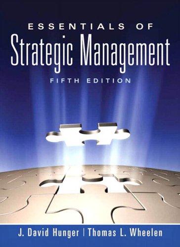 Essentials of Strategic Management (2-downloads)