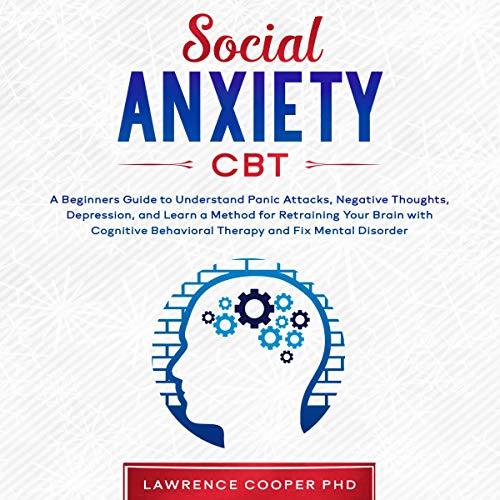 Social Anxiety CBT cover art