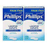 Phillips' Laxative Caplets are a convenient, easy-to-swallow laxative supplement that works with the body's natural process to gently relieve occasional constipation. Formulated with Magnesium Oxide, Phillips' Laxative Caplets offer gradual, cramp-fr...