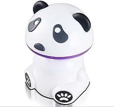 蚊キラー家庭用ミュート蚊ランプ母と子の放射線昆虫忌避剤電子蚊キラーランプ (Color : Panda mosquito lamp with adapter)