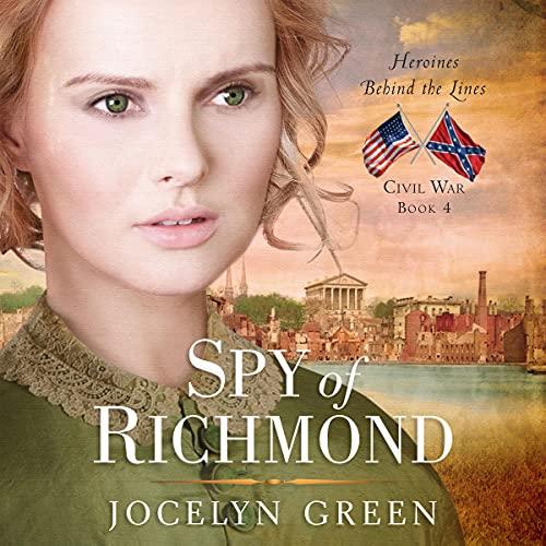 Spy of Richmond Titelbild