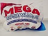 Mega Marshmallows – Extra Large – 600 grammi – perfetto per barbecue, arrosti al falò, forno, stuzzichini e snacking