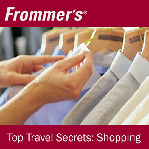 Frommer's Top Travel Secrets cover art