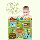 Gobus Perline Labirinto Puzzle educativo Gioco da Tavolo interattivo Labirinto per Bambini...