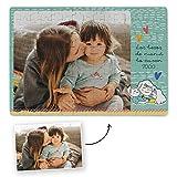 Fotoprix Puzzle Personalizado con Foto para el día de la Madre | Regalo Original (Madre 1)