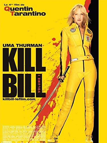 Kill Bill - Affiche de Film Originale - 40x53 cm - Roulée