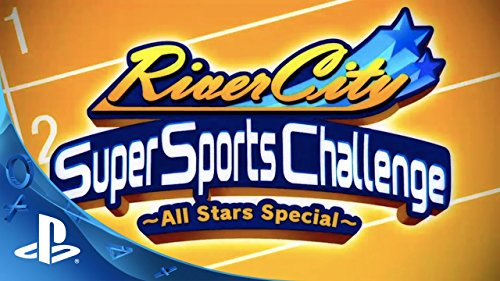 PS3 River City : Super Sports Challenge All Stars Special (English subtitle) - PlayStation 3 by Arc Entertainment