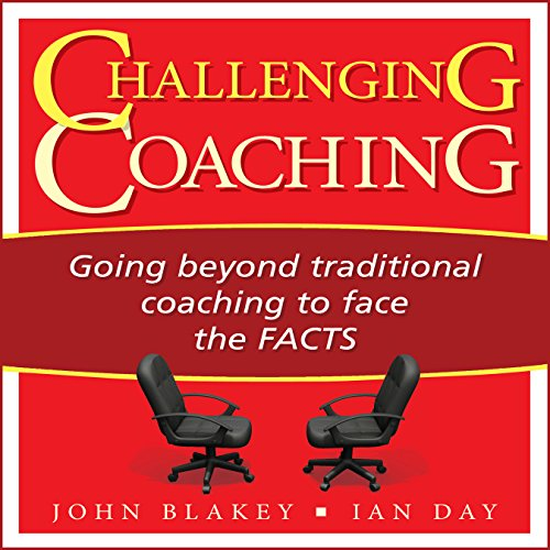Challenging Coaching audiobook cover art