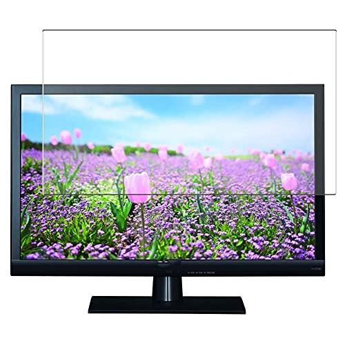 Vaxson TPU Pellicola Privacy, compatibile con Panasonic 24  LCD TV VIERA TH-24C300, Screen Protector Film Filtro Privacy [ Non Vetro Temperato ]