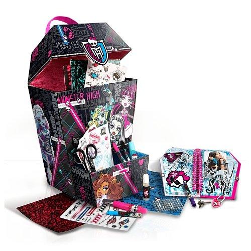 Canal Toys - 06023 - Kit de Loisir Créatif - Monster High - Secret Box