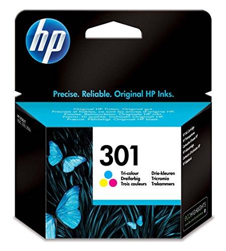 HP 301 ink color DeskJet 1050 2050