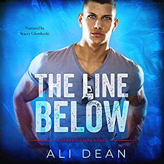 The Line Below audiobook cover art