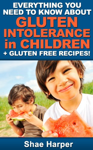 Everything You Need to Know About Gluten Intolerance in Children + Gluten Free Recipes! (allergies)