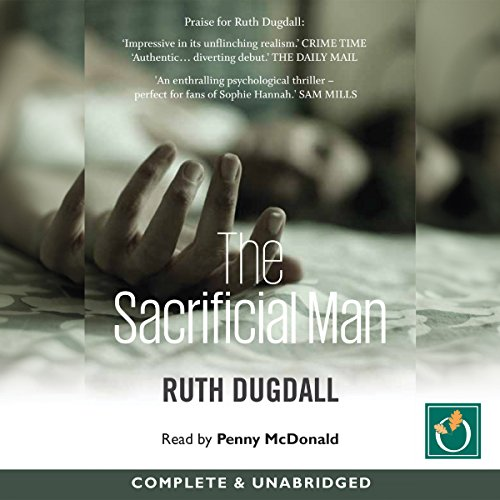 The Sacrificial Man audiobook cover art