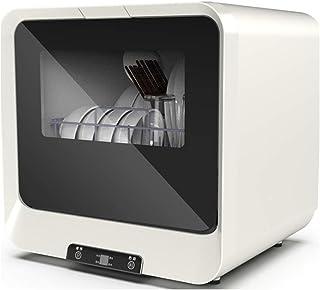 YPJKHM Lavavajillas de encimera portátil, pequeña Lavadora de Fruta de melón Inteligente con Entrada de Agua automática para el hogar