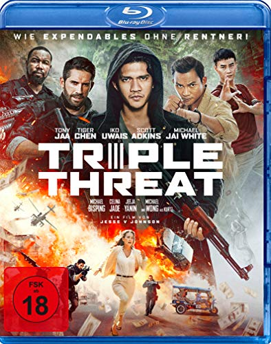 Triple Threat [Blu-ray]