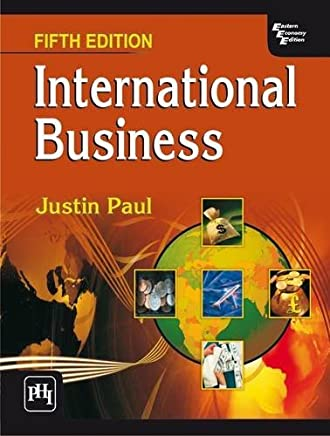 International Business by Justin Paul (2011-12-01)