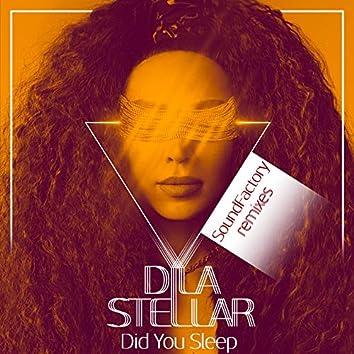 Did You Sleep (SoundFactory Remixes)