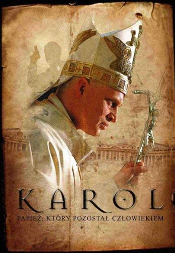 Metal Tin Sign Decoration Iron Painting 12x16inches,Karol - The Pope,The Man Movie,Quote Metal Signs Vintage Man Cave Garage Sign Bar Sign Vintage Chic Style Decorative Old Home Decor