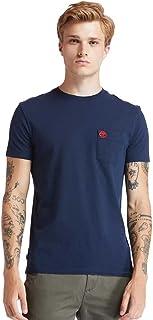 Timberland mens Dunstan river pocket tee slim T-Shirt