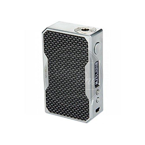 VooPoo DRAG 157W TC Box Mod Akkuträger Farbe Silver&Black